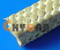 De Gevlechte Verpakking van Kevlar van de Verpakking van verbindingen Vezel (P1121)