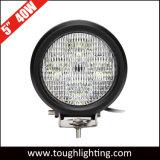 E-Marcos 12 V 40 W de 5 pulgadas CREE LED redonda de John Deere faro