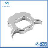 Usinagem CNC de alumínio de precisão OEM a peça de metal para máquina de costura