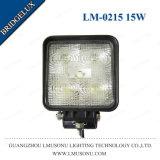 Wasserdichter des Automobil-LED Zoll 15W Arbeits-des Licht-4.3 weg von der Straße