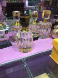 Frasco de perfume, frasco de vidro de perfume, 50ml vaso de perfume