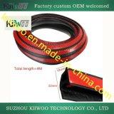 Ruban en silicone EPDM en caoutchouc silicone avec colle adhésive de 3 m