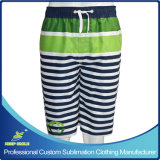 Custom Sublimation Boy's Swimming Wear Beach Wear Vestuário Board Shorts