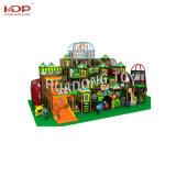 Parque Infantil interior de plástico das peças, Kids Soft Jogar Naughty Castle