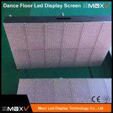 고품질 320*160mm 옥외 LED 댄스 플로워 전시 화면