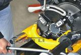 """Bewegliches Gefäß, das Maschine 2 """" mit Motor der Induktions-1500W (SQ50F, verlegt)"""