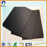 PVCマット堅く黒いマットかシート