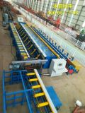 Tosatura del tondo per cemento armato e riga di taglio automatiche