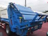다른 Cbm를 가진 Sinotruk HOWO 4X2 쓰레기 트럭