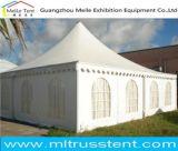 庭(PAG0800)の8*8mの塔のテント