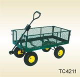Portes blindées d'anguille-Bois du chariot d'outil de StGarden (TC4211) (CF-U013)
