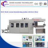 Halb automatische Plastikbehälter Thermoforming Maschine mit Servomotor