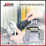 Machine de équilibrage de ventilateur tangentiel de turbine d'écoulement transversal du JP Jianping