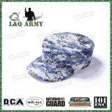 Le chapeau tactique d'armée de Camo de marine de Digitals avec chaque côté contiennent le chapeau tactique de trois trous d'air