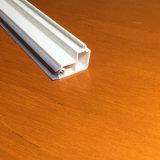 Profils en plastique de guichet pour des portes de PVC de série de 70mm