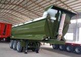 3 판매를 위한 차축 70tons 덤프 트럭 트레일러