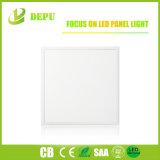 Marco blanco gran cantidad de lúmenes Ultra Fino Panel de luz LED