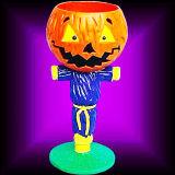 L'halloween Craft cadeau - Gobelet de citrouille (WL8302)