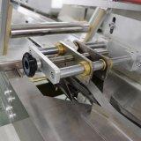 Flujo automático Samosa envolviendo la máquina con la bandeja
