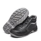 Puntera de acero de buena calidad de los hombres Zapatos de seguridad para el trabajo