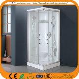 Cabine de chuveiro simples da bandeja quadrada do ABS (ADL-830)