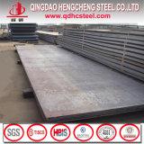 Плита горячекатаной ссадины Ar400 X120mn12 упорная стальная