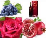 上EU野生のローズのブドウのザクロのワインの中国のパテントまたは辛口、豊富なアントシアニンの抗癌性、血のトニックAntiaging、アミノ酸、媚薬のワイン