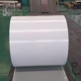 Cor branca bobina revestida cor galvanizada da bobina para a Escrita-Placa