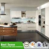 Hoher Glanz-hochwertiger Küche-Schrank