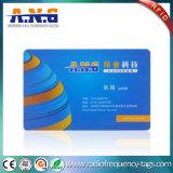 Cartão de RFID, cartão de identificação PVC, empresas de cartão de identificação do cartão IC