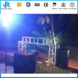 Im Freienled-Bildschirm-Binder LED-Bildschirmanzeige-Binder mit anhebendem System