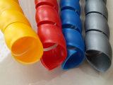 protecteur en plastique de boyau de diamètre de 8mm à de 200mm