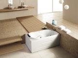 Speacial canard jaune forme sanitaires baignoire de massage bébé (M-8118R/L)