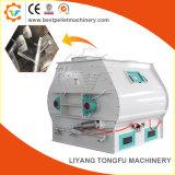 Haute efficacité Machine mélange Double-Shaft l'alimentation animale