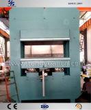 De grote Vulcaniserende Pers van de Plaat van het Frame voor de RubberProductie van Matten