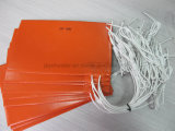 Quantidade elevada que grava o calefator flexível do silicone com anti umidade