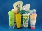 Le plastique mou BPA de PE de compression libèrent le tube de empaquetage cosmétique pour le produit de beauté
