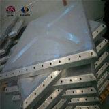 쉬운 기계장치 공장을%s 임명에 의하여 직류 전기를 통하는 강철 물 탱크