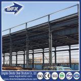 3000 metros cuadrados de almacén de bastidor de la estructura de acero galvanizado