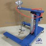 Funzionamento manuale che alza inchiostro pneumatico, agitatore della colla