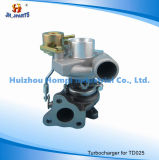 Turbocompresseur de pièces d'auto pour Mitsubishi Opel D4bh Td025 49173-06500