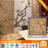 De marmeren Steen imiteert de hoog Opgepoetste Verglaasde het Vloeren Tegel van het Porselein (JM88054D)