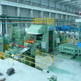 acier au carbone passe de la peau Mill/ laminoir pour l'usine de laminage à froid