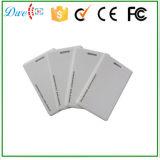 熱い販売のRewritable PVCクラムシェル125kHz T5577 RFIDのカード