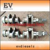 As peças do motor da escavadeira D662 D722 D782 D902 D905 D750 Conjunto do Rolamento Principal do Virabrequim