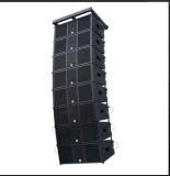 Aktives Double 10 Inch Line Array Church Sound für Indoor und Outdoor Cover 3000 People mit Watts 1000
