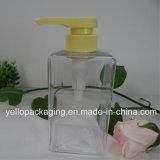 Kundenspezifischer Plastikbehälter der Kosmetik-PETG