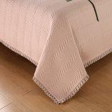 Il nuovo fiore di disegni ha imbottito l'insieme della principessa Bedspread Bedsheets Quilt il Throw