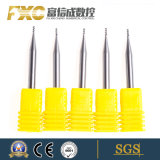 4 Flutes Solid Carbide Long Neck End Millet Aluminum Milling Cutter