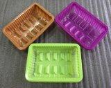 Soem nehmen das Großhandelswegwerfplastikumhüllung-Tellersegment-Tiefkühlkost-Verpacken an
